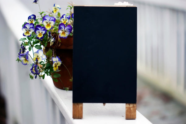 2 Sided 4x3 Chalkboard