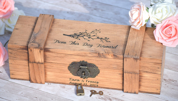 From This Day Forward Love Birds Box