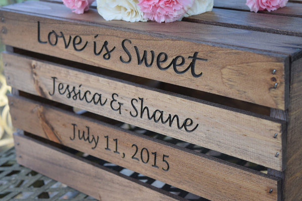 Cake Stand with Personalized Engraving