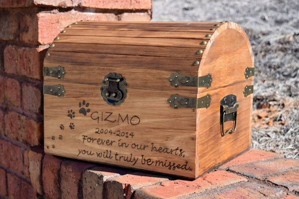 Pet Memory Keepsake Box