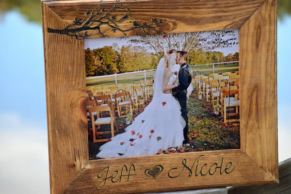Love Birds Picture Frame