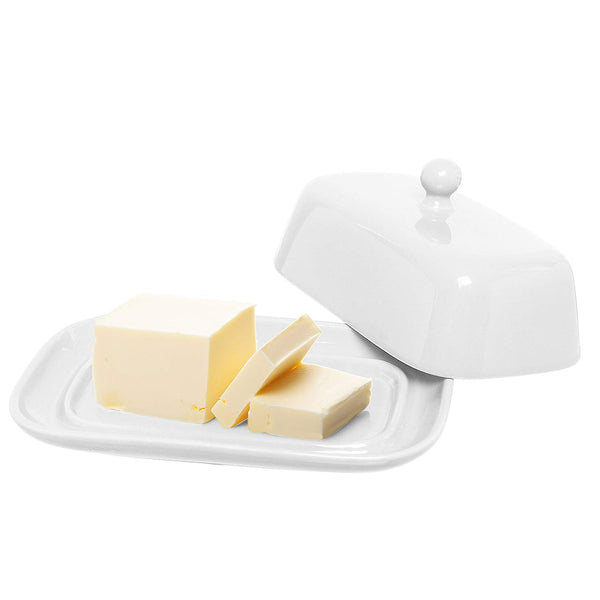 Is Butter A Carb Porcelain Butter Dish