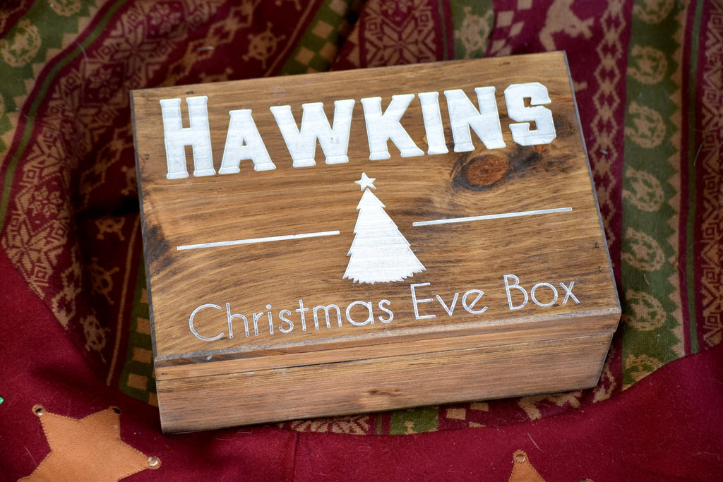 Personalized Christmas Gifts.Personalized Christmas Eve Box