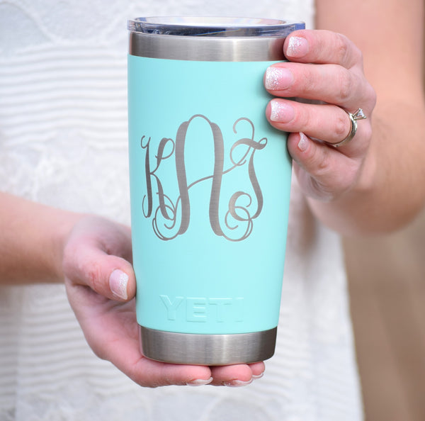 Personalized Engraved Yeti Rambler