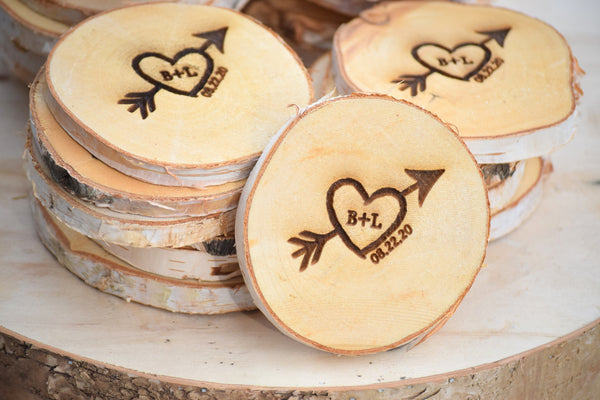 Personalized Engraved Coasters