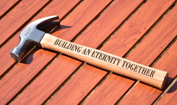 Building An Eternity Together Hammer