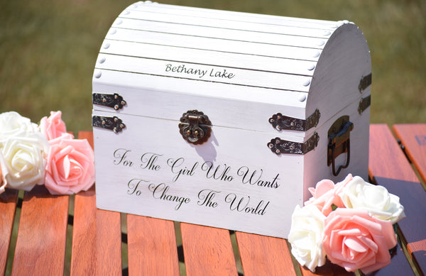 Personalized Kids Treasure Box