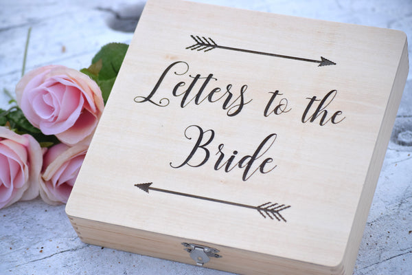 Letters to the Bride Box