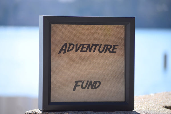 Adventure Fund Shadow Box