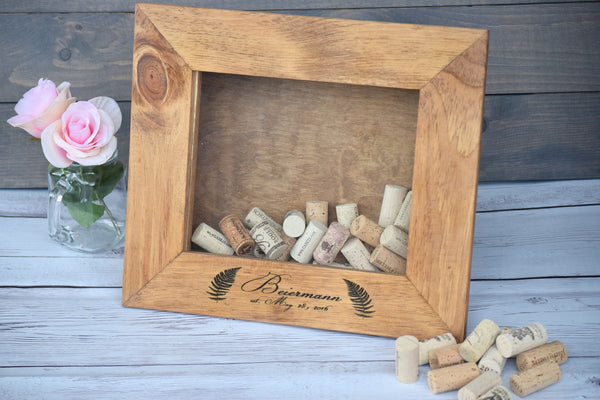 Fern Cork Holder