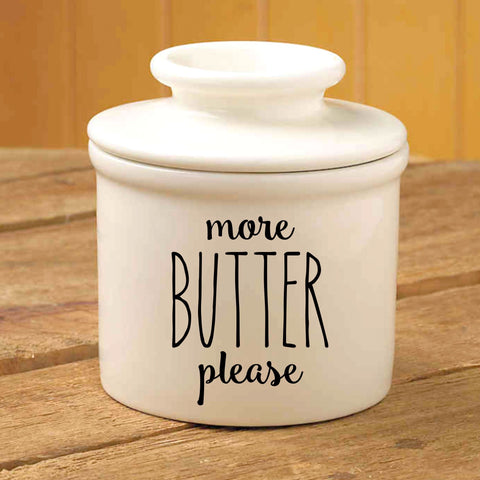 More Butter Please Butter Keeper