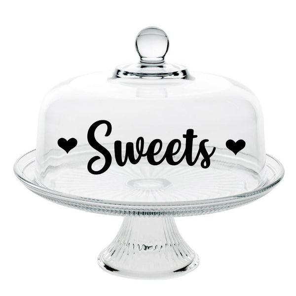 SWEETS Cake Stand