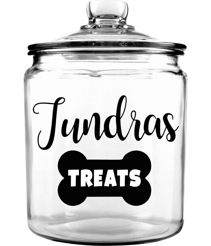 Pets Treat Jar with Lid