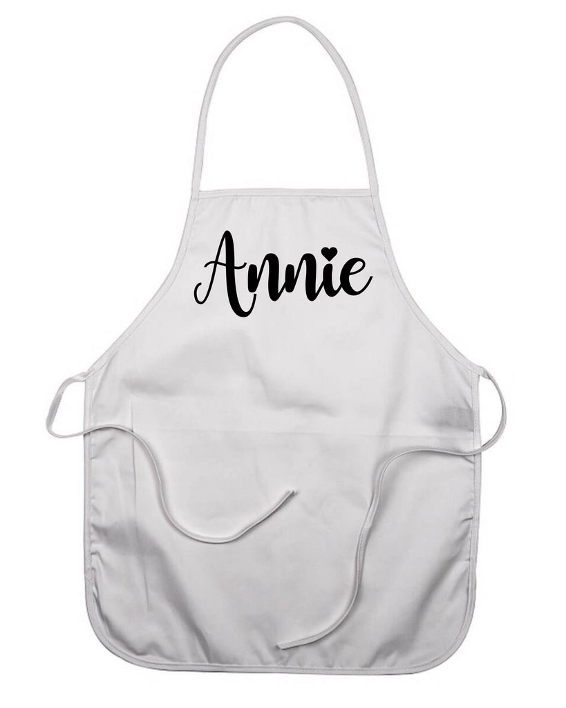 Personalized Apron with Name
