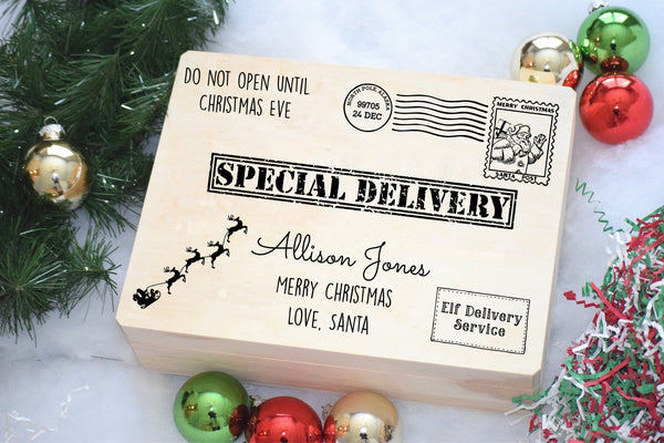 Special Delivery Christmas Eve Box