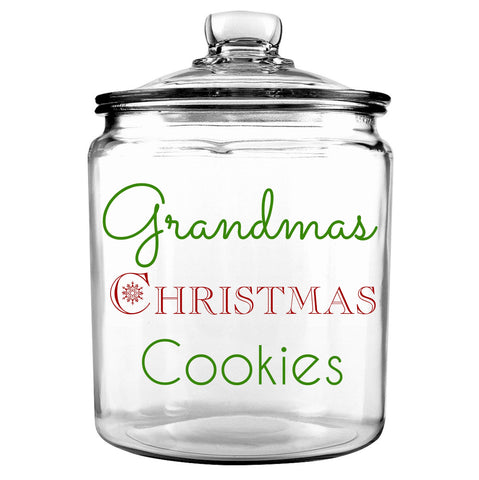Grandmas Cookie Jar