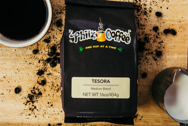 Philz Coffee TESORA blend