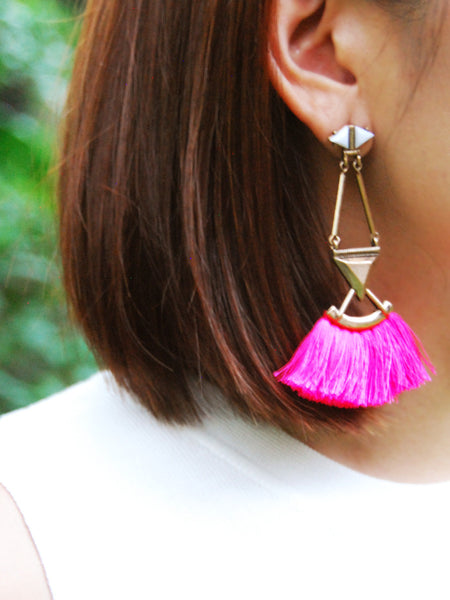 COVA earrings