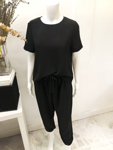 MEGAN Top and Pants Set