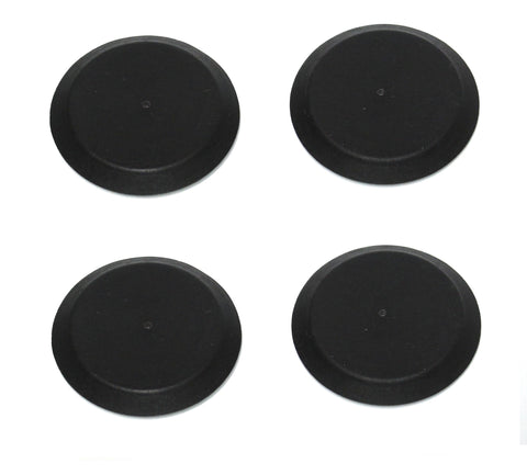 4 Rubber Body Floor Aftermarket Drain Plugs fit Jeep Wrangler TJ 1998 to 2006 OEM 55177482AA