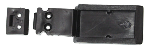 JSP Manufacturing Window Latch Replacement Dodge RAM Truck 1994-2001 Full Size Trucks Chevy GMC Truck 88-98 Rear Sliding Window Ford 1969 Thru 1999 Full Size Rear Sliding Window