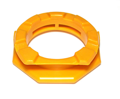 Baracuda G2, G3, G4 Orange Foot Pad Fit Zodiac Parts W70327, W83275, W72855