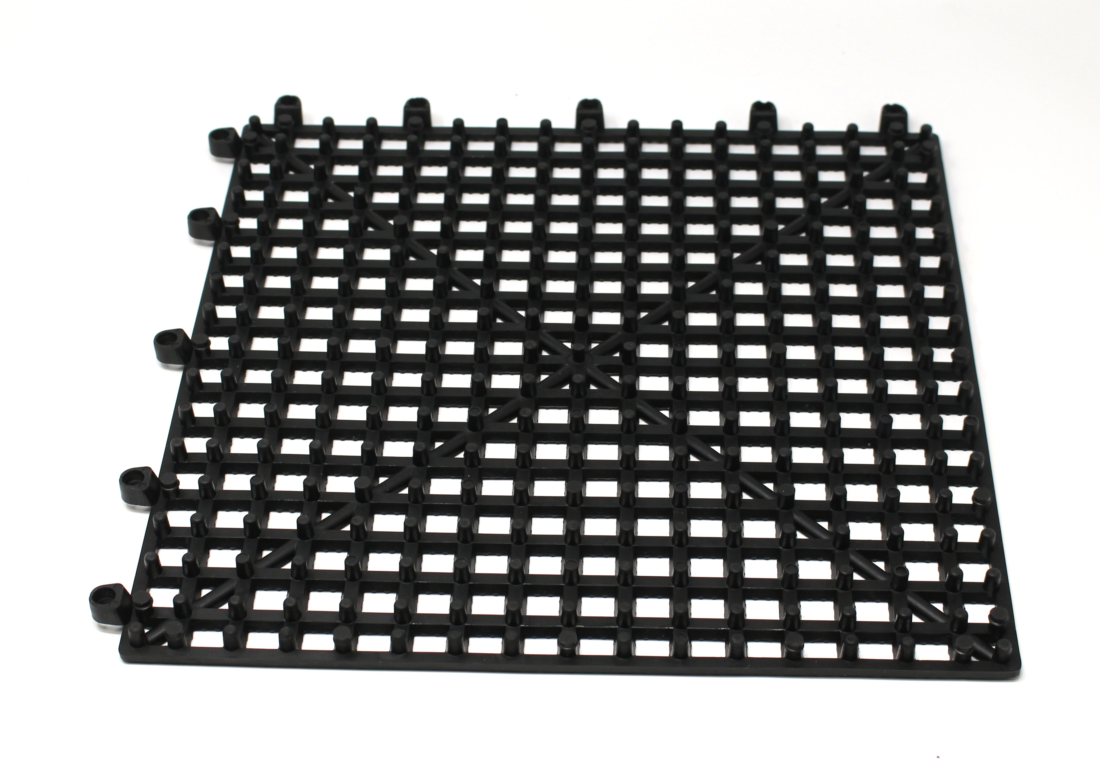 black mats flexible pool floor patio boat products tile plastic interlocking rubber restaurant pack