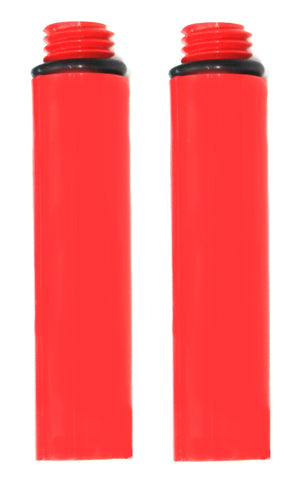 Oil Change Funnel Tube for Honda Generator EU3000I EU2000I EU1000i ABS RED - 2 Pack