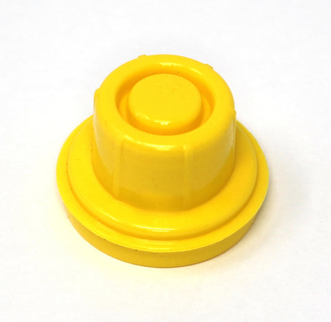 Aftermarket BLITZ Yellow Spout Cap fits self-venting gas can spouts 900302 900092 900094 (Spouts Not Included!)