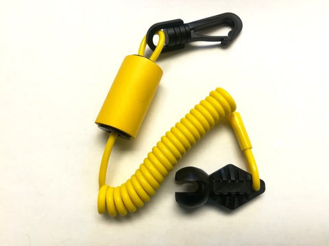 JSP Manufacturing New SeaDoo Spark 900 2up/3up Safety Lanyard Tether Floating Key OEM # 278002843