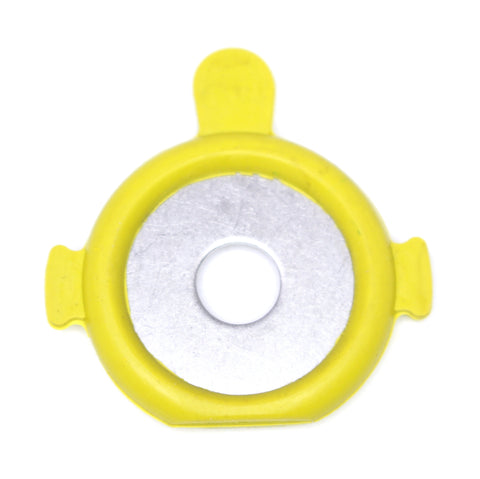 JSP Replacement for Sea-Doo Reducer, Yellow Non GTX 4-Tec SC 8mm ID Hole, 008-640-02, 291001887, 291001731  76-112-10 SeaDoo 1503 Jet Pump Reducer
