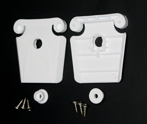 Aftermarket Igloo Cooler Latch Posts & Screws (Part #24013) Set of 2
