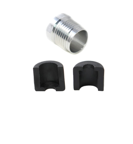 Aftermarket SeaDoo Steering Reverse Cable Aluminum Billet Lock Nut Kit  277001729 277000055 Mulit-Pack