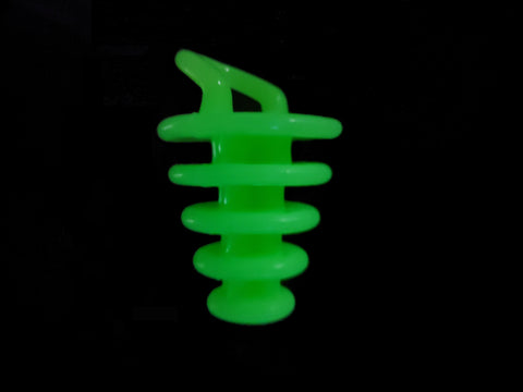 Kayak Scupper Plug | Sit on Top Kayak Hole Plugs Neon Green / Glow-in-the-Dark