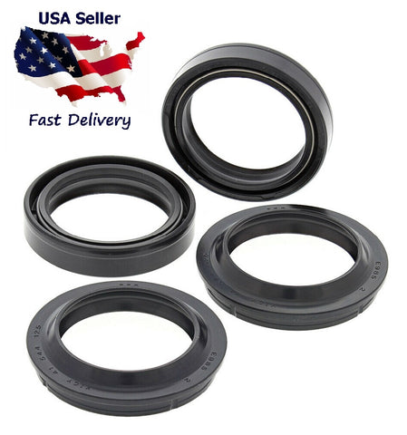 Aftermarket Fork Oil Seals & Dust Seals Kit # 56-132