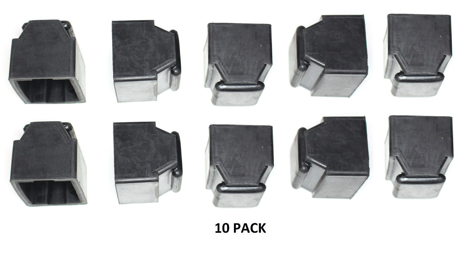 10 PACK Ruger 10/22 SR/22 Bx25 Mag Magazine Dust Cover Caps