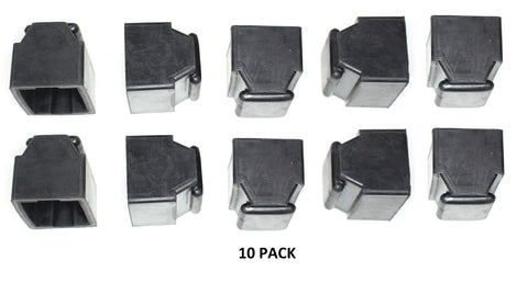 10 PACK Ruger 10/22 SR/22 Bx25 Mag Magazine Dust Cover Caps 10 PACK Free Shipping