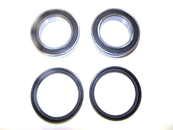 COMPLETE Rear Differential /& Axle Bearing Seal Kit for 2009-2014 Honda TRX 250X