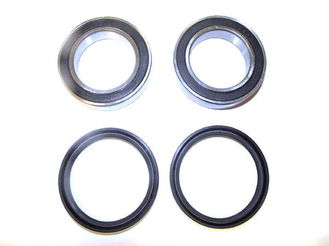 Rear Axle Bearings and Seals Kit Honda ATC 350X  TRX250X 250R TRX300EX TRX400 Free Shipping