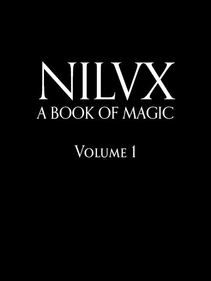 NILVX: Volume 1 (Issues 1-4)
