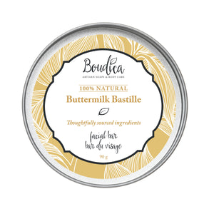 Buttermilk Bastille soap - Boudica Body Care