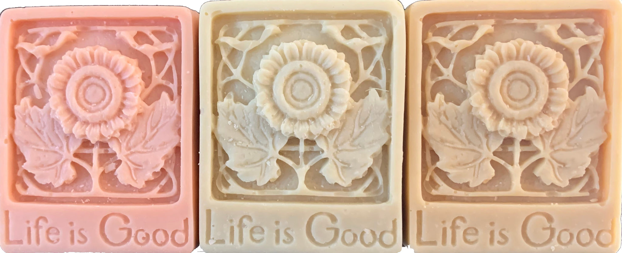 All natural gratitude soap set - Boudica Body Care