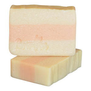 Carrot Orange Ginger soap, gift packaging - Boudica Body Care