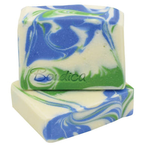 Fresh Outdoors soap, gift packaging - Boudica Body Care