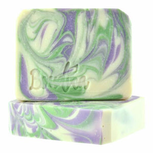 Lavender Mint soap, gift packaging - Boudica Body Care