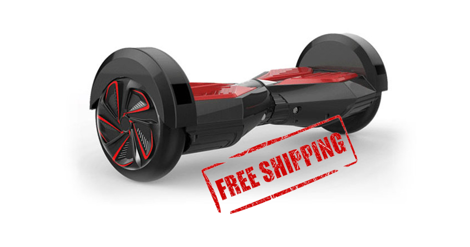 The Bluetooth Hoverboard