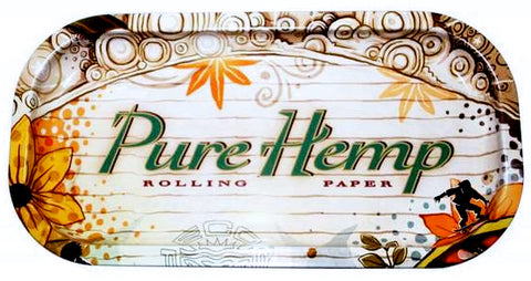 Pure Hemp Rolling Tray - Extra Small