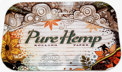 Pure Hemp Rolling Tray - Small