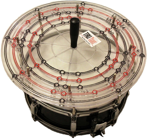 Tru Tuner: Rapid Drum Head Replacement System