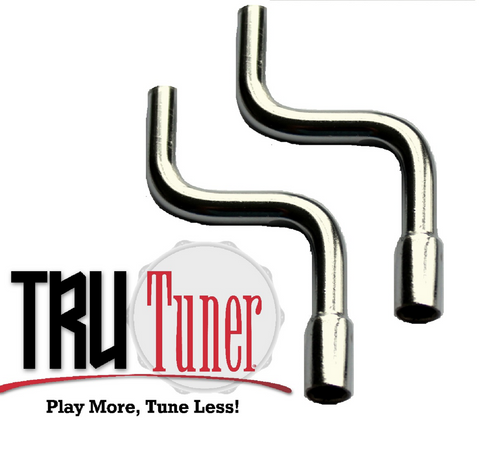 Tru Tuner: 2-Pack Speed Drum Keys